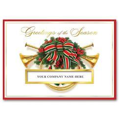 Holiday Music Holiday Card
