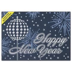 Extravaganza New Years Card