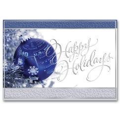 Many Happy Returns Accountant Holiday Card