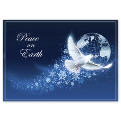 Peace Abounds Holiday Cards, HP2315