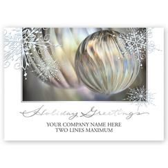 Sparkling Style Holiday Card