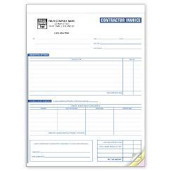 Contractor Invoice, INVC04