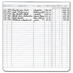 Executive Deskbook Register, LEDG04