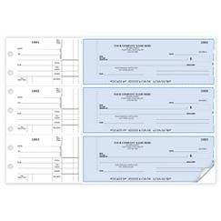 3-To-A-Page, Manual Counter Signature Check with Voucher, M3CHK2