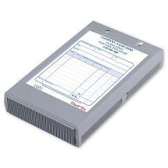 Plastic Portable Register for 4 x 6 Forms, PLREG01