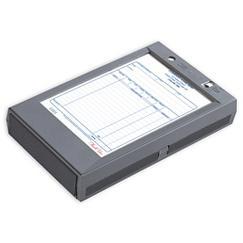 Plastic Portable Register for 5 1/2 x 8 1/2 Forms, PLREG02