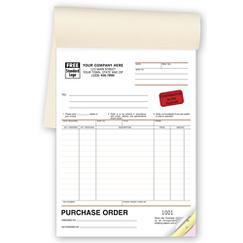 Purchase Order Book, PO02