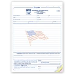 Proposal w/Flag Design, PROP11