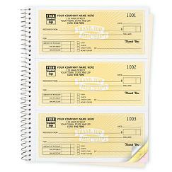 Cash Receipt Books, RECBK01