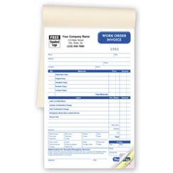 Locksmith Work Order Book, RHS0248