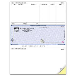 High Security Laser Middle Check - 22 Security Features