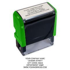 Return Address Stamp, STMP02