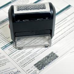 Privacy Stamp, STMP03