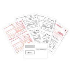 2021 5-pt laser 1099-MISC bundle with envelope, TAX05