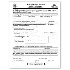 I-9 Employment Eligibility Verification