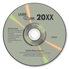 Laser Link Software for Windows