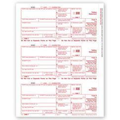Laser 1098T, Federal Copy A - Bulk Carton